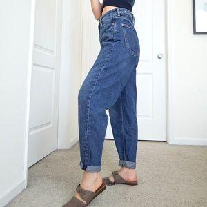 Lee & H&M Mom Fit Jeans